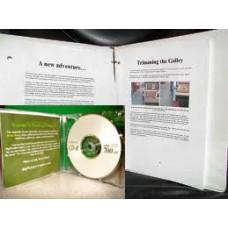 Big Woody Teardrop Camper Printed Plans, CD, and Templates