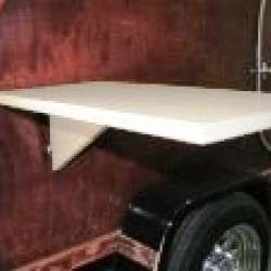 12 inch x 24 inch Side Table