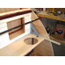 Big Woody Teardrop Camper Sink/Double Sink Templates